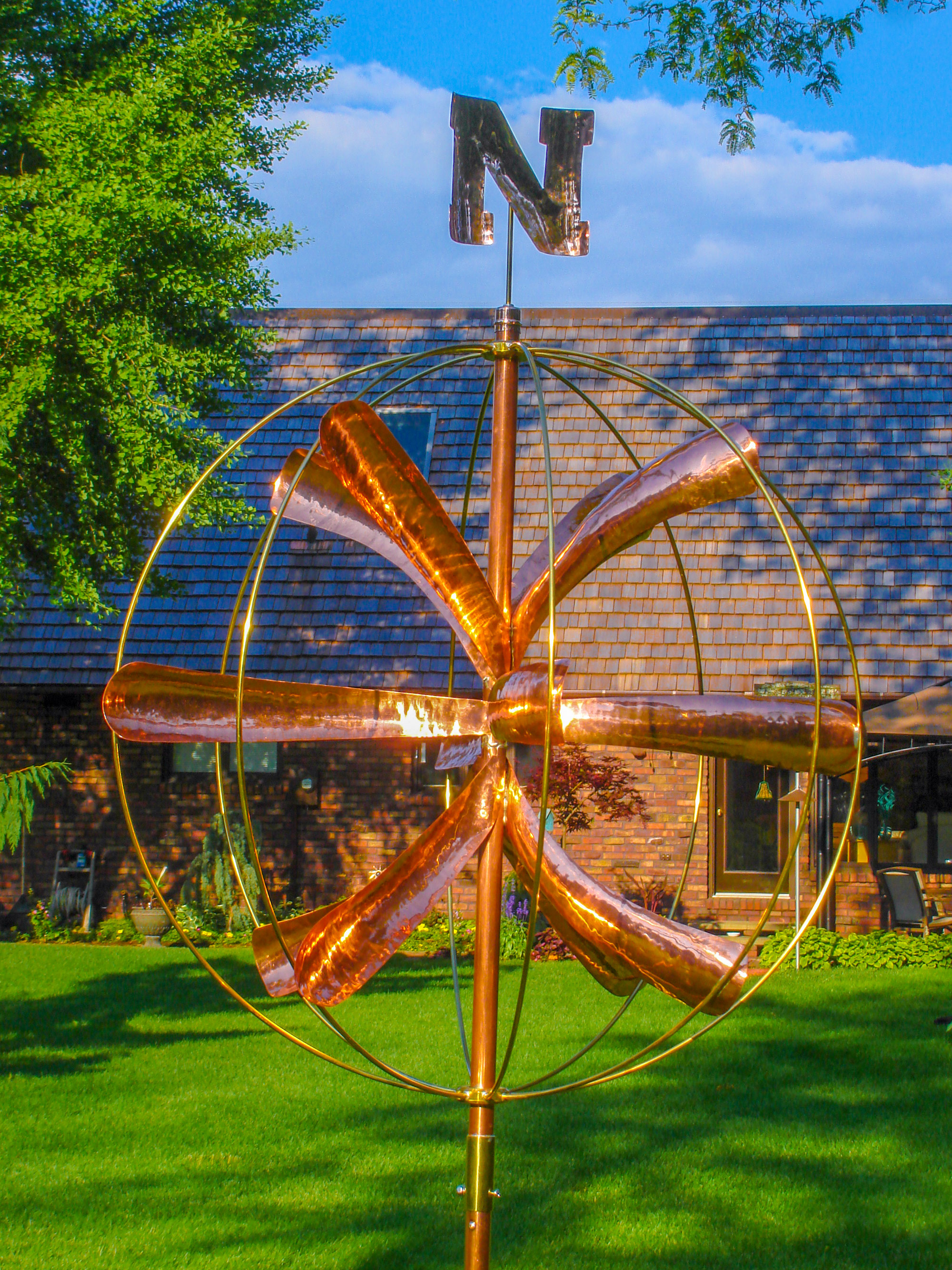 custom wind sculptures