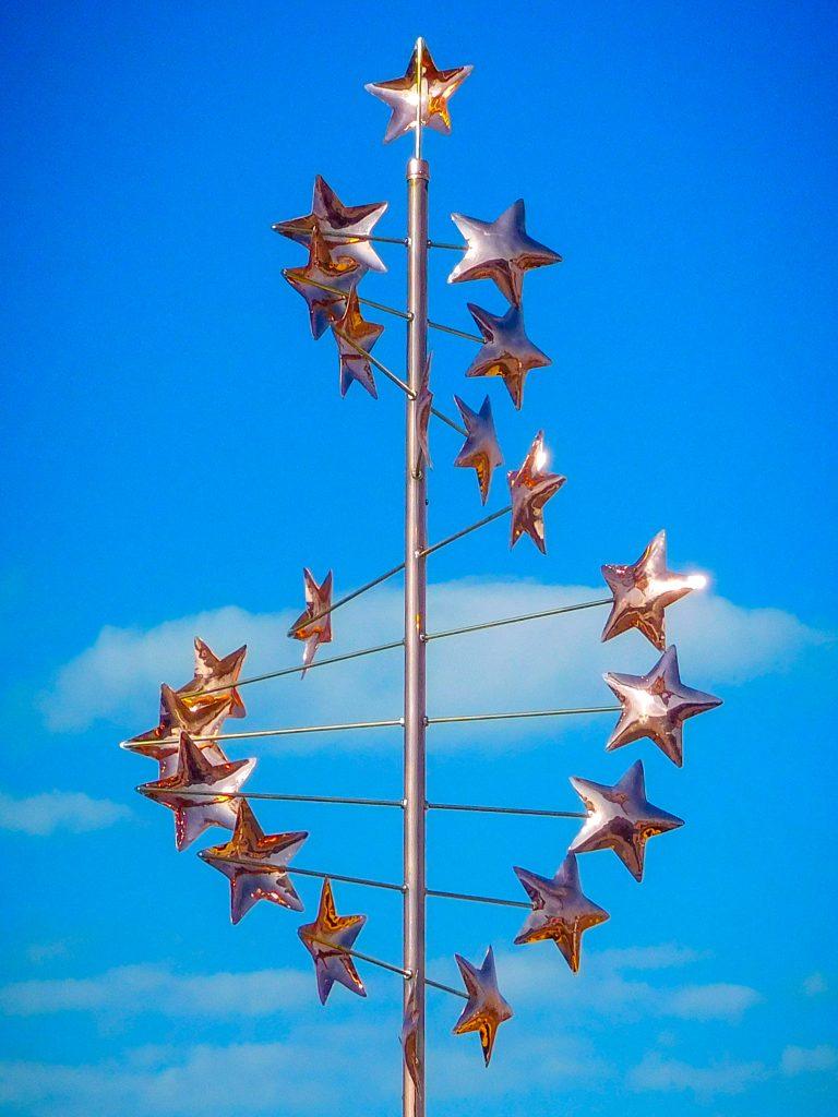 custom wind sculpture