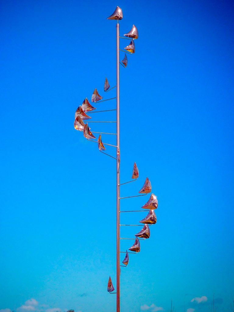 wind suclpture