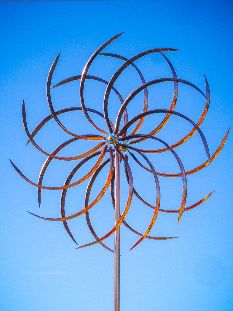 custom wind sculptures